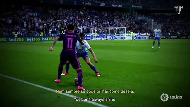 La Liga - Jornada 31 - Málaga 2x0 FC Barcelona