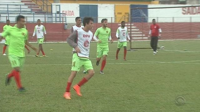 Inter de Lages se prepara para confronto decisivo contra o Avaí