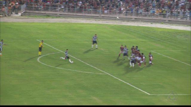 Treze segura o empate com o Campinense e está na final do Campeonato Paraibano após 4 anos
