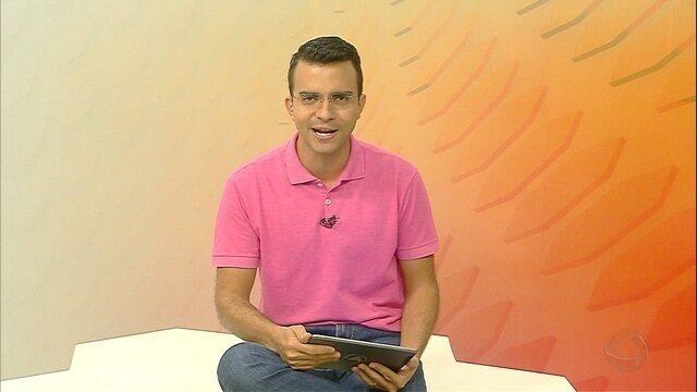 Globo Esporte MS - programa de quarta-feira, 26/04/2017 - 2º bloco