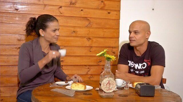 Veja entrevista com ex-Santos Robert, técnico do União ABC