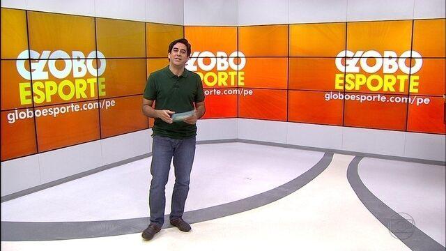 Globo Esporte/PE - 28/04/2017