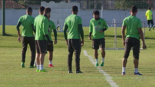 Coritiba quer usar lição do ano passado para não repetir vice-campeonato