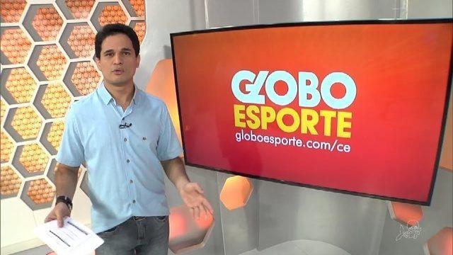 Bloco 3 - Globo Esporte CE - 29/04/2017