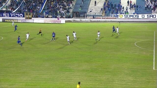 Os gols de Rio Claro 2 x 2 São Caetano pela semifinal da Série A2 do Campeonato Paulista