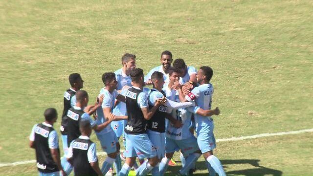 Confira os gols de Londrina 4x1 Cianorte, pelo jogo de ida da final do interior