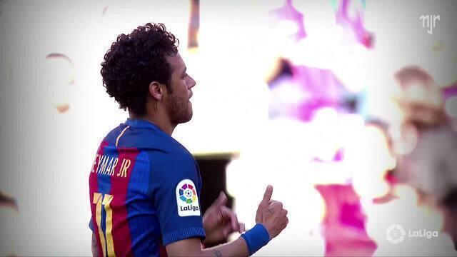 La Liga - Jornada 36 - FC Barcelona 4x1 Villarreal