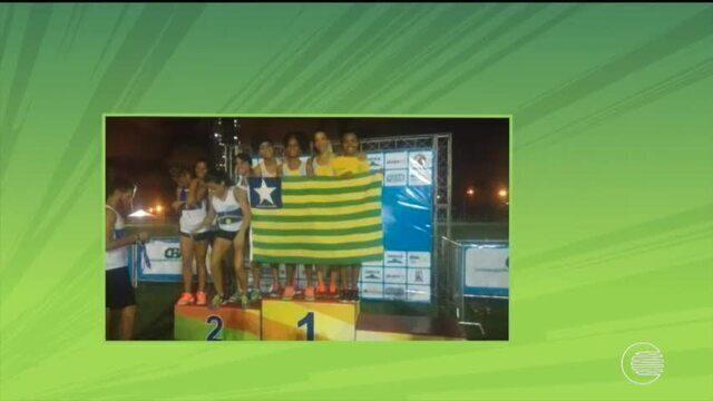 Piauí traz 13 ouros e 10 pratas da Copa Nordeste de Atletismo