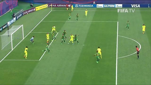 Os gols de Venezuela 7 x 0 Vanuatu pelo Mundial Sub-20