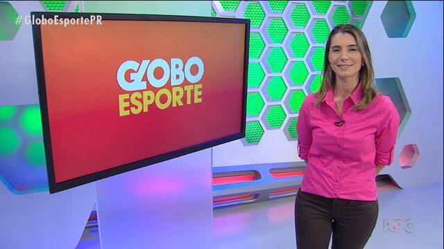 Veja a edição na íntegra do Globo Esporte Paraná de terça-feira, 23/05/2017