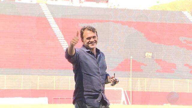 Em entrevista exclusiva, Petkovic lembra chegada ao Brasil e fala sobre retorno ao Vitória
