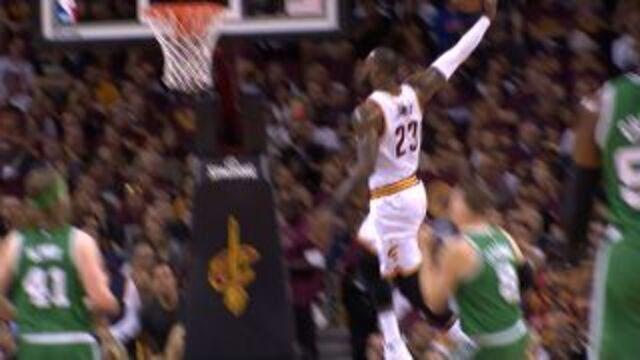 Confira os melhores momentos de Kyrie Irving na partida contra o Boston Celtics