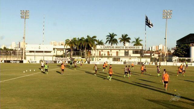 Ceará viaja por vitória na Série B
