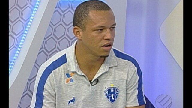 Perema participa do Globo Esporte desta quinta-feira (25)