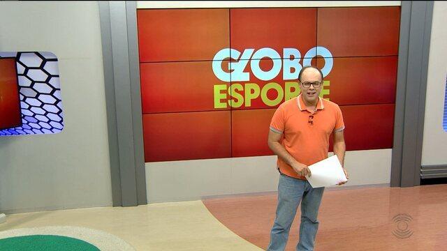 Globo Esporte CG: confira o programa desta quinta-feira (25/05/2017)
