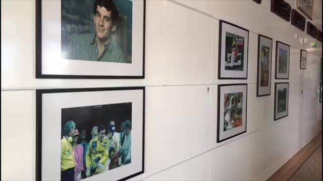 Confira exposição sobre Ayrton Senna no Yatch club de Monaco