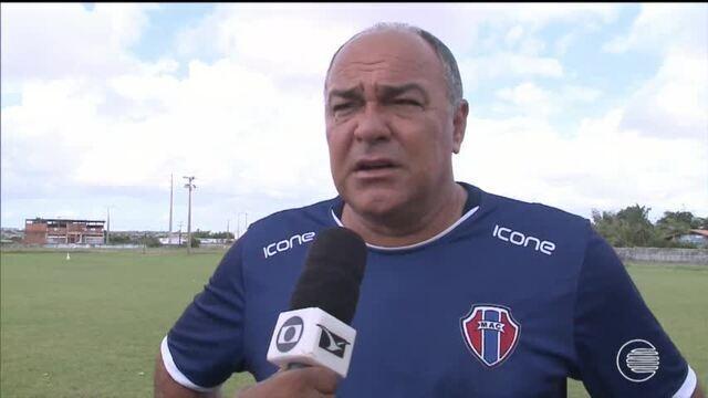 Técnico do Maranhão tem a receita para o acesso e conhece adversário piauiense