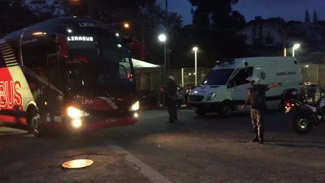 São Paulo chega ao Morumbi para o clássico contra o Palmeiras