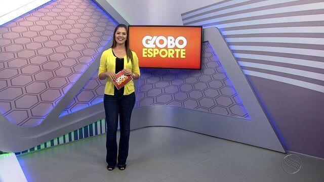 Confira na íntegra o Globo Esporte SE deste sábado (27/05/17)