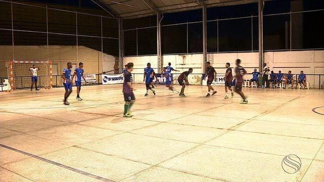 Handebol nos Jogos Escolares TV Sergipe: Confira as disputas
