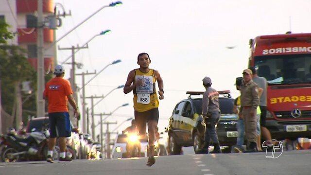 """Corrida e Caminhada """"De Bem Com a Vida"""" reúne centenas de pessoas em Santarém"""
