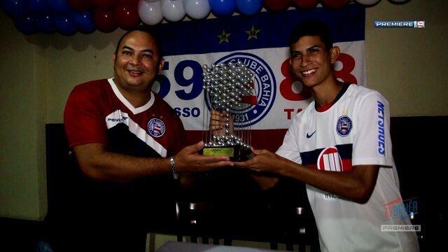 TV Bahêa - Festa da Embaixada Tricolor em Recife