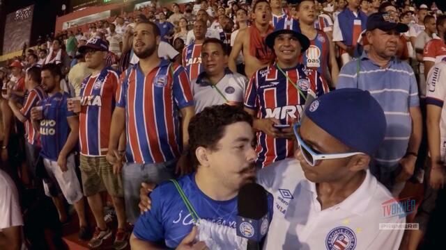 TV Bahêa - Veja como foi o primeiro jogo da Copa Nordeste contra o Sport