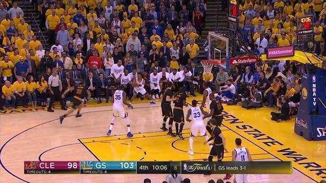 Kevin Durant leva o primeiro título e é eleito MVP das finais da NBA