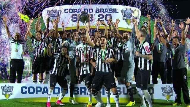 BLOG: Cleiton melhor jogador, Paulo Vitor artilheiro: a seleção da Copa do Brasil Sub-20