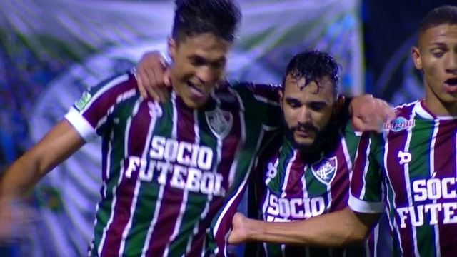 Os gols de Avaí 0 x 3 Fluminense pela 9ª rodada do Brasileirão 2017