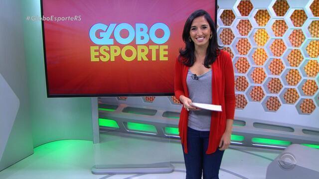 Confira a íntegra do Globo Esporte RS desta quinta-feira (22)