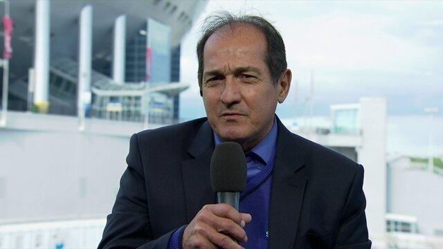 Muricy Ramalho comenta possível ausência de CR7 diante da Nova Zelândia