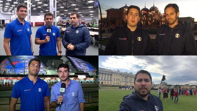 Boletim #13: Alemanha e Chile nas semifinais, e acusação de doping na Rússia