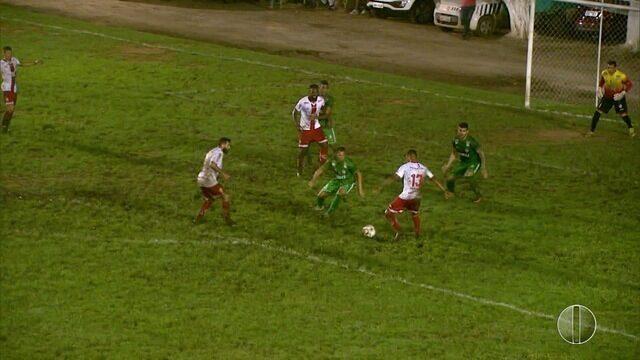 América-RN derrota Murici por 2 a 0 e garante primeiro lugar do grupo na Série D