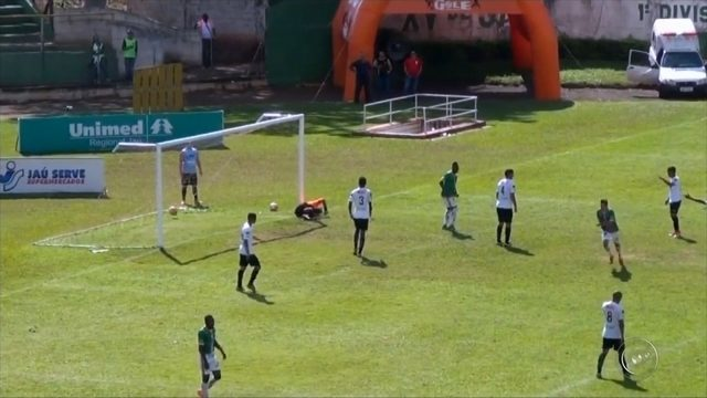 XV de Jaú goleia o Amparo e garante primeiro lugar no Grupo 2