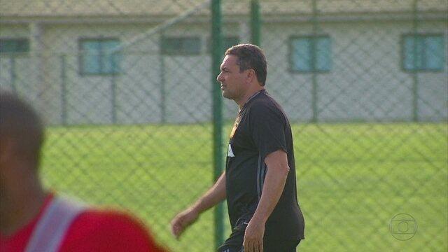 Após bons jogos na Série A, Sport se concentra na final contra o Salgueiro
