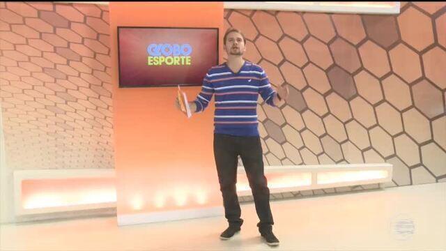 Globo Esporte - Assista ao programa desta quarta-feira (28) na íntegra