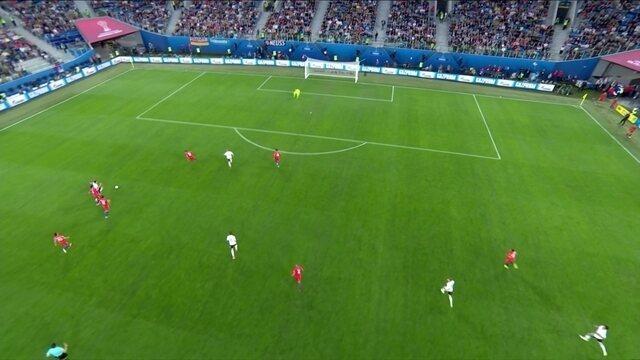 Melhores momentos de Chile 0 x 1 Alemanha pela final da Copa das Confederações 2017
