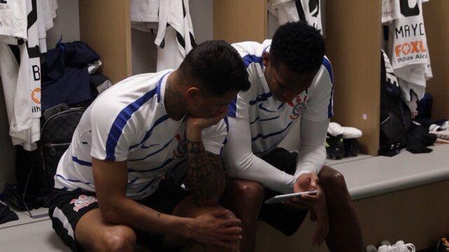 Vai, Corinthians - Bastidores de Palmeiras x Corinthians pelo Brasileirão