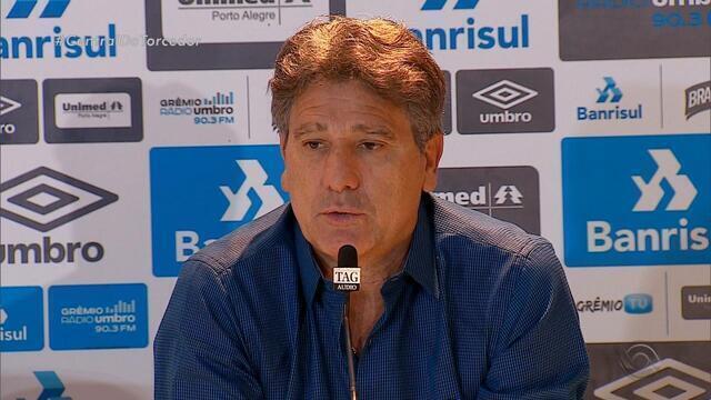'Pai' Renato: técnico acerta previsões e Grêmio se aproxima de líder