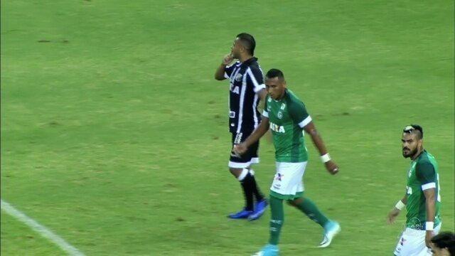 Ceará perde para o Goiás pela Série B