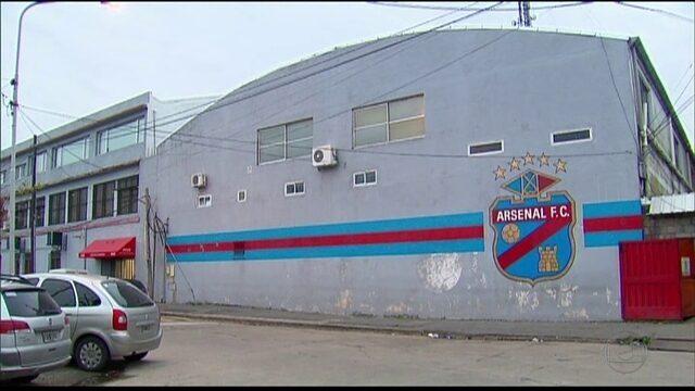 Fique por dentro do Arsenal, da Argentina, adversário do Sport na Sul-Americana