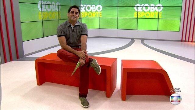 Globo Esporte PE 26/07/2017