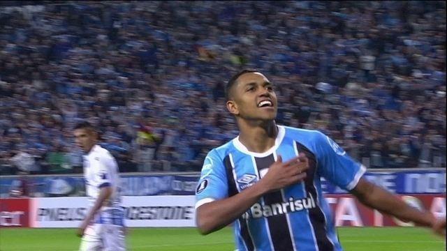 BLOG: Herói gremista contra o Godoy Cruz, Pedro Rocha foi oferecido ao Palmeiras em 2014