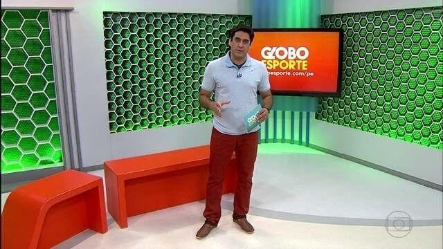 Globo Esporte/PE - 17/08/2017