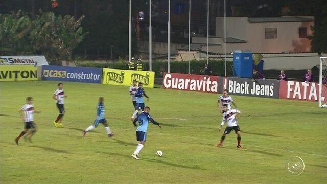 São Bento vence o Joinville em casa e encaminha classificação na Série C