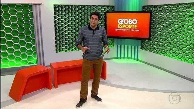 Globo Esporte/PE - 23/08/2017