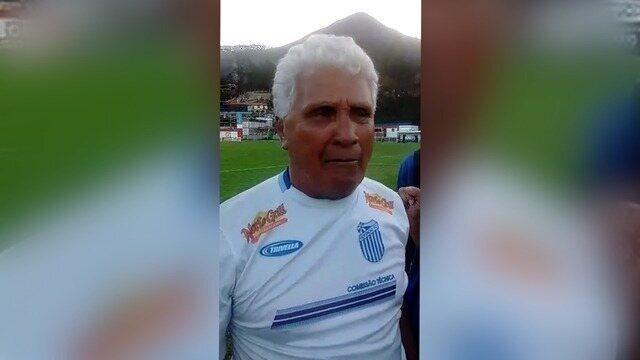 Paulo Henrique festeja acesso do Goytacaz para a elite do Rio; confira