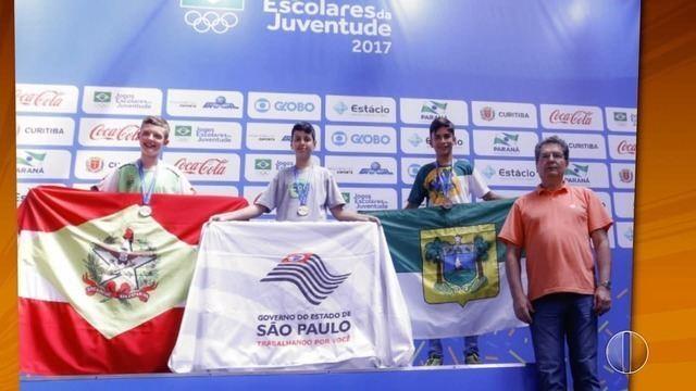 Potiguares disputam etapa nacional dos Jogos Escolares da Juventude