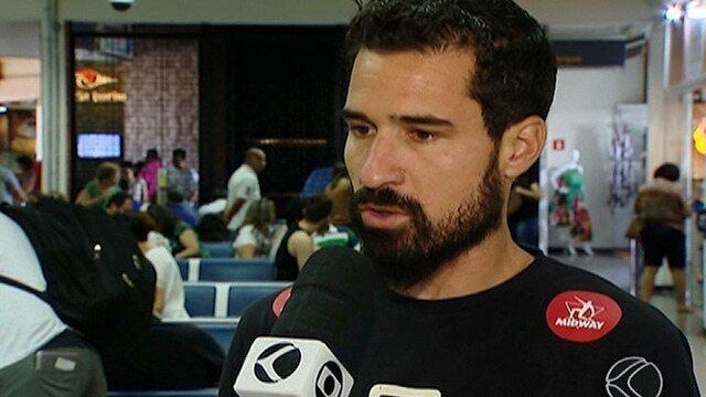 Ultramaratonista Fernando Nazário embarca para competir no Chile